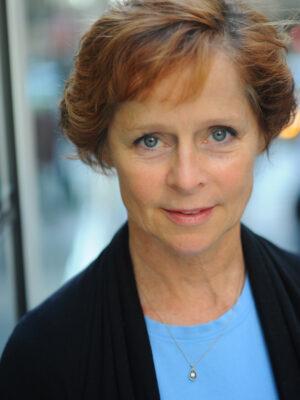Janine Latus, MA '88