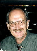 Kenneth Ulrich, APR, MA '68