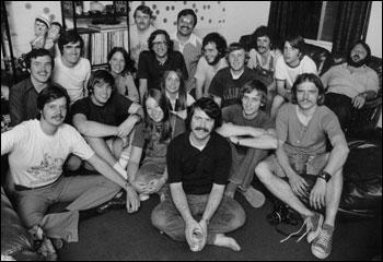Missouri Photojournalism Students in 1974