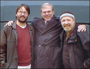 Randy Cox, Jack Hart and Mark Larrabee