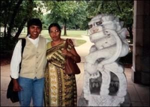 Nileeni Meegama, MA '92, PhD '96