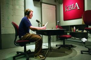 KBIA Studio