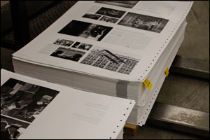 Print Production of MPW Book