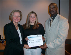 Vector Marketing Honors Student with $1,000 Gift to Advertising ...