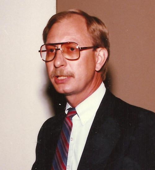 Chris West, BJ '62
