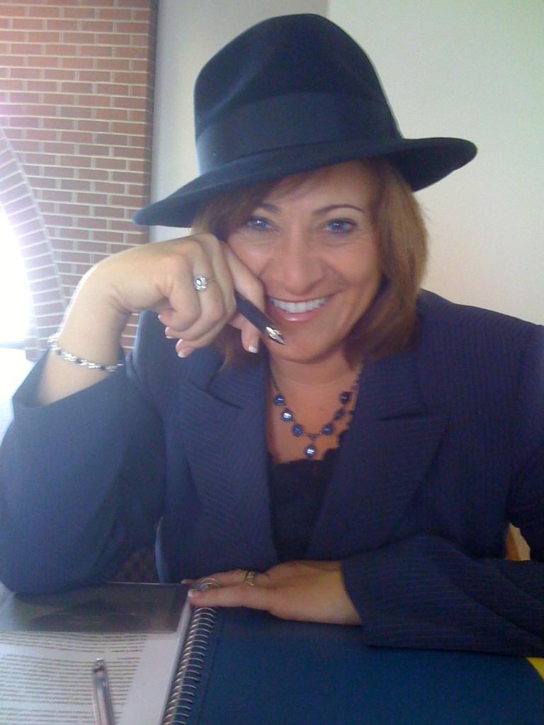 Rita McIntosh, MA '11