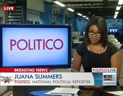 Juana Summers, BJ '09