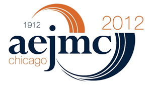 AEJMC Centennial Logo