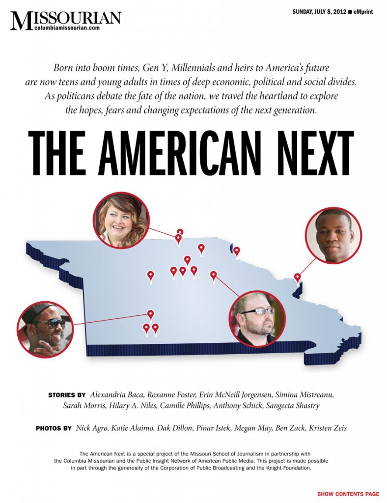 """""""The American Next"""""""