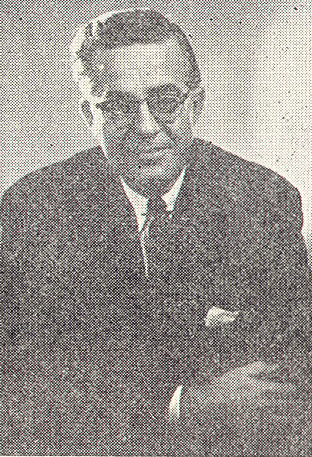 Vernon Carl Myers