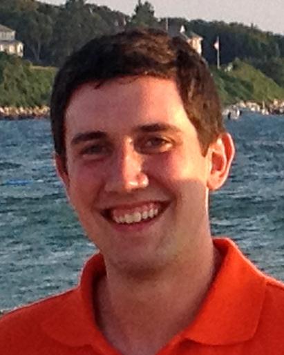 Caleb Barron, BJ '12