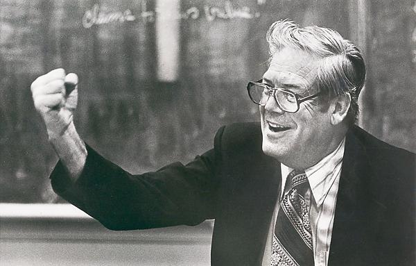 John Merrill in 1979
