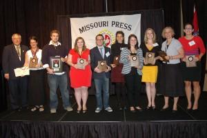 Columbia Missourian Award Winners