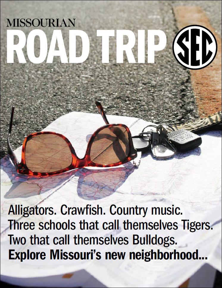 SEC Road Trip