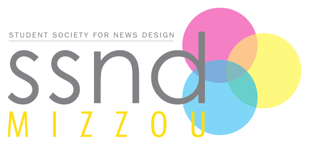 Student Society for News Design at Mizzou