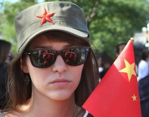 Stephanie Halovanic with Hat