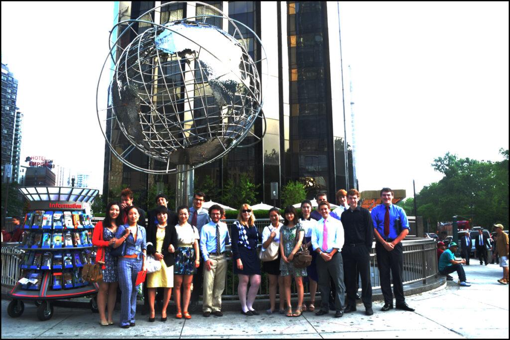 2012 SABEW Trip to NYC