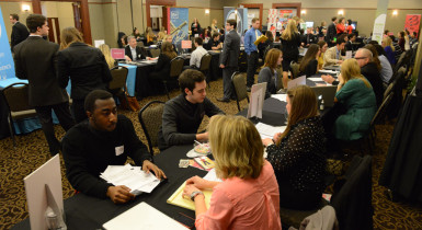 2013 Strategic Communication Career Fair