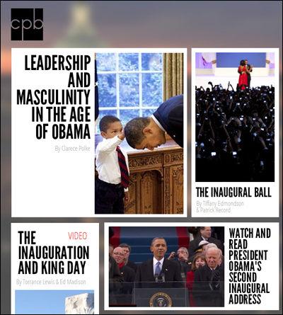 PBS NewsHour InaugBlog