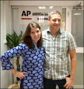 Lara Jakes and Adam Schreck