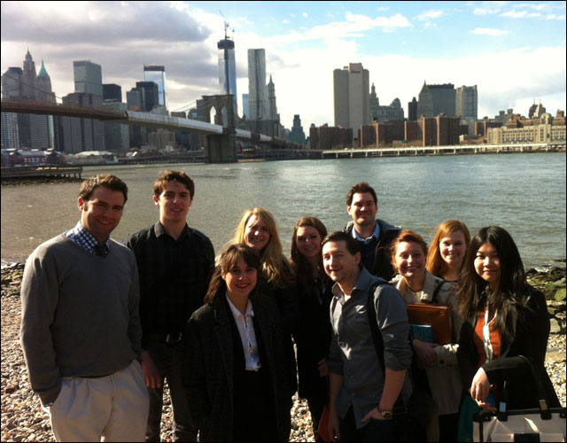 New York Trip 2013
