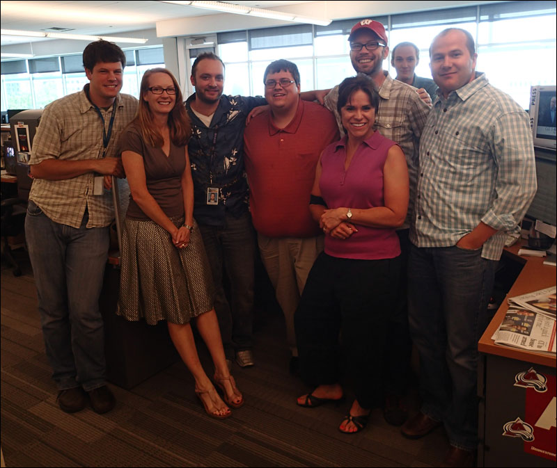 Denver Post 2013 Pulitzer Prize Winners