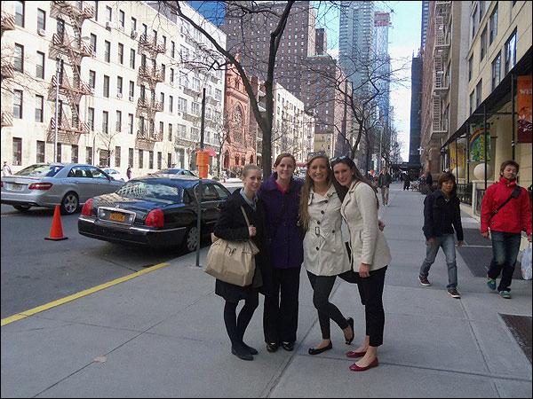 New York City Magazine Trip