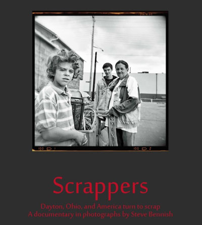 """""""Scrappers"""" by Steve Bennish, MA '87"""