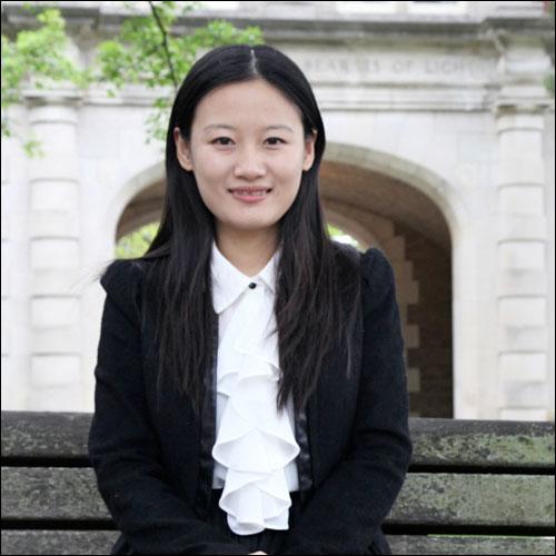 Xinrui Zhu