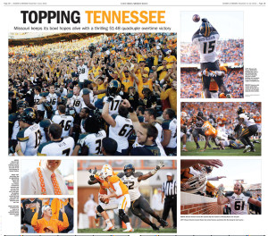 Topping Tennessee