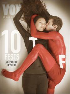 Vox Magazine Cover