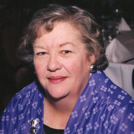 Nancy L. Sample, BJ '55