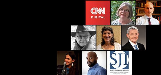 2015 Recipients of the Missouri Honor Medal for Distinguished Service in Journalism