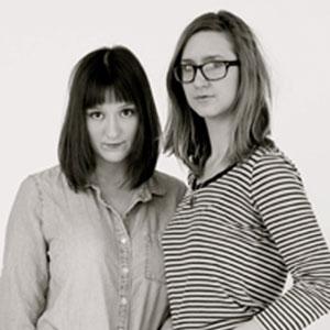 Kaylen Ralph and Joanna Demkiewicz, BJ '13