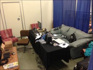 Missouri State Fair Control Room