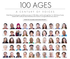 100 Ages, A Century of Voices