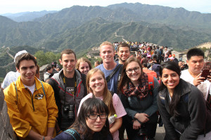 Missouri Journalism Students Covering the 2013 China Open