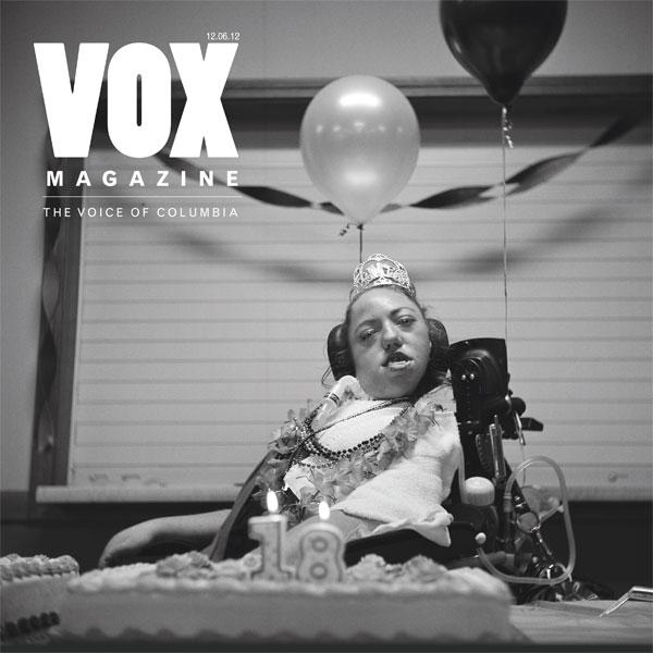 Vox Magazine Dec. 6, 2012