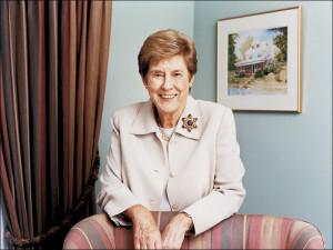 Carol Loomis, BJ '51