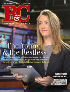 Sept. 30, 2013, Issue of Broadcasting & Cable