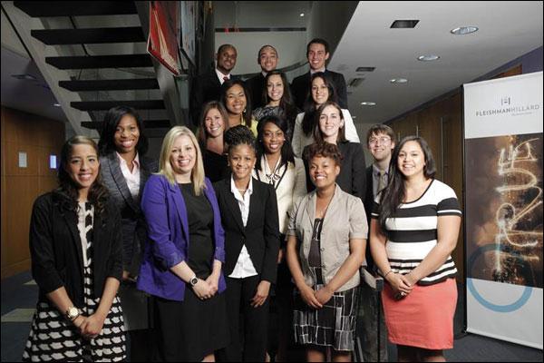 2013 Alfred Fleishman Diversity Fellowship