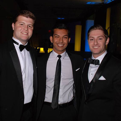 Tom Martin, Mihir Bhagat and Ari Alexander