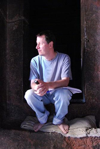 Sean McLachlan, MA '06