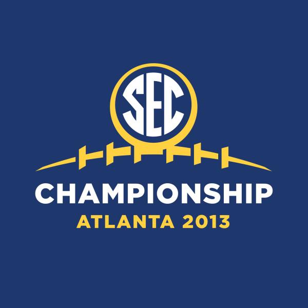 SEC Championship Atlanta 2013