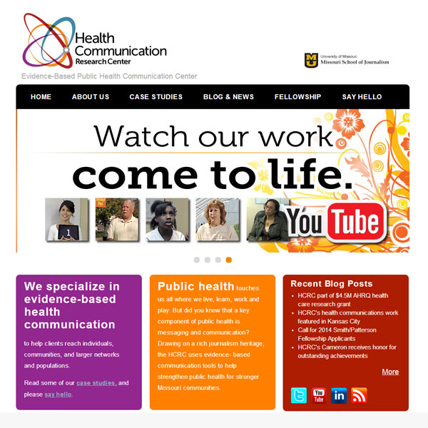 Health Communication Research Center