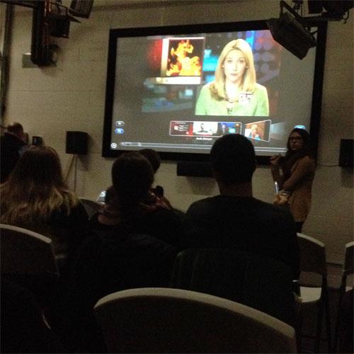 Feb. 2014 Radio-TV Career Workshop