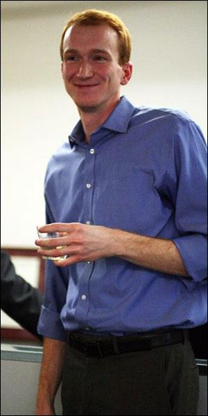 Chris Hamby, MA '10