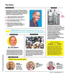 Pulse: Vox Magazine April 10, 2014