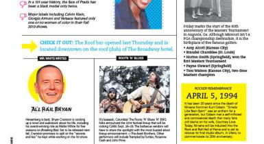 Pulse: Vox Magazine April 10, 2014