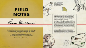Field Notes from Missouri